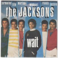 Cover Jacksons - Wait