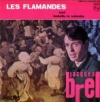 Cover Jacques Brel - Les Flamandes