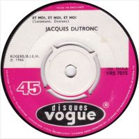 Cover Jacques Dutronc - Et moi, et moi, et moi