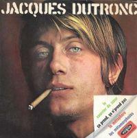 Cover Jacques Dutronc - Le courrier du cœur