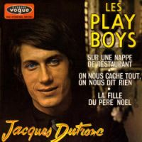Cover Jacques Dutronc - Les playboys