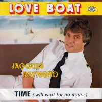 Cover Jacques Raymond - Love Boat