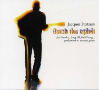 Cover Jacques Stotzem - Catch The Spirit
