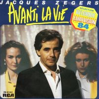 Cover Jacques Zegers - Avanti la vie
