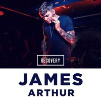 Cover James Arthur - Recovery