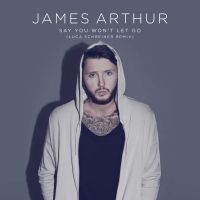 Cover James Arthur - Say You Won't Let Go