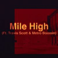 Cover James Blake feat. Metro Boomin & Travis Scott - Mile High