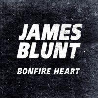 Cover James Blunt - Bonfire Heart
