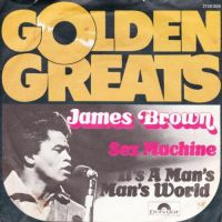 Cover James Brown - Sex Machine