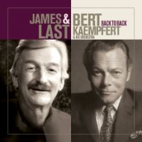 Cover James Last & Bert Kaempfert - Back To Back