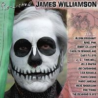 Cover James Williamson - Re-Licked