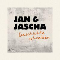 Cover Jan & Jascha - Geschichte schreiben