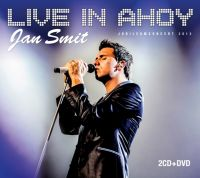 Cover Jan Smit - Live in Ahoy - Jubileumconcert 2012