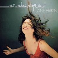 Cover Jane Birkin - Arabesque