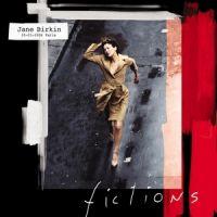 Cover Jane Birkin - Fictions
