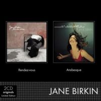 Cover Jane Birkin - Rendez-vous / Arabesque