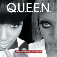 Cover Janelle Monáe feat. Erykah Badu - Q.U.E.E.N.