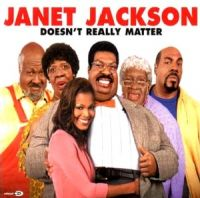 Cover Janet Jackson - Doesn't Really Matter