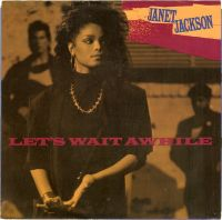 Cover Janet Jackson - Let's Wait Awhile