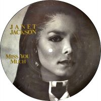 Cover Janet Jackson - Miss You Much