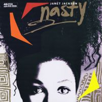 Cover Janet Jackson - Nasty