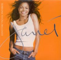 Cover Janet Jackson - Someone To Call My Lover