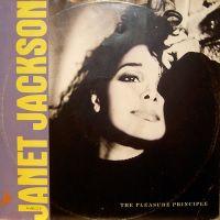Cover Janet Jackson - The Pleasure Principle
