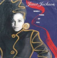 Cover Janet Jackson - When I Think Of You