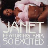 Cover Janet Jackson feat. Khia - So Excited