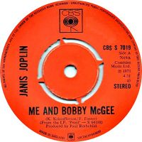 Cover Janis Joplin - Me And Bobby McGee