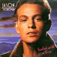 Cover Jason Donovan - Sealed With A Kiss