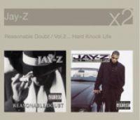 Cover Jay-Z - Reasonable Doubt + Vol. 2... Hard Knock Life