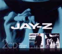 Cover Jay-Z - Reasonable Doubt + Vol. 2... Hard Knock Life