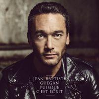 Cover Jean-Baptiste Guegan - Puisque c'est écrit