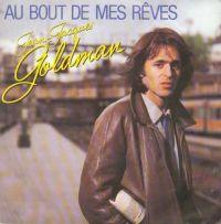 Cover Jean-Jacques Goldman - Au bout de mes rêves