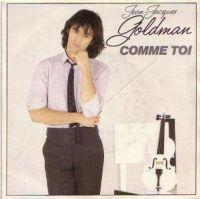 Cover Jean-Jacques Goldman - Comme toi