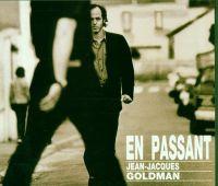 Cover Jean-Jacques Goldman - En passant