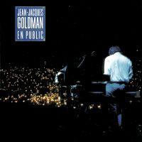 Cover Jean-Jacques Goldman - En public