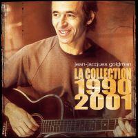 Cover Jean-Jacques Goldman - La collection 1990 2001