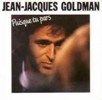 Cover Jean-Jacques Goldman - Puisque tu pars