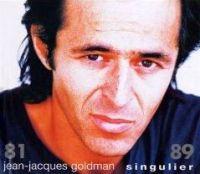 Cover Jean-Jacques Goldman - Singulier 81/89