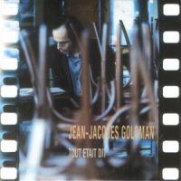 Cover Jean-Jacques Goldman - Tout était dit
