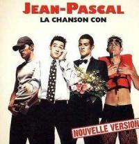 Cover Jean-Pascal - La chanson con