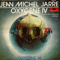 Cover Jean Michel Jarre - Oxygène IV