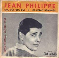 Cover Jean Philippe - Oui, oui, oui, oui