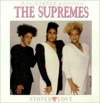 Cover Jean, Scherrie & Lynda Of The Supremes - Stoned Love