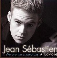 Cover Jean Sébastien Lavoie - We Are The Champions
