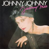 Cover Jeanne Mas - Johnny, Johnny
