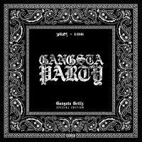 Cover Jeezy x DJ Drama - Gangsta Party