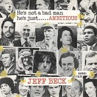 Cover Jeff Beck - Ambitious